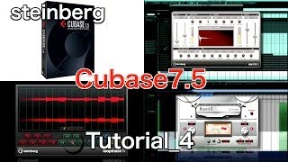 Cubase 7.5 新機能 レッスン④ LoopMash FX / REVelation / Magneto Ⅱ _ 使い方 / Tutorial(Sleepfreaks DTMスクール)