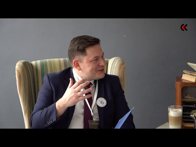 Rozmowa o Skamandrytach z dr Andrzejem Wątorskim