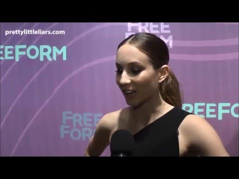 Troian Bellisario Teases Spencer's Shady/Fun History (EXCLUSIVE)
