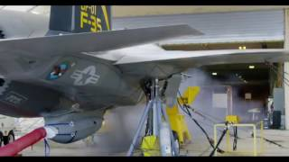 F-35B 25mm GAU-22 Gun Pod Test