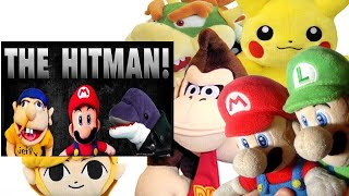 Video SML Movie: The Hitman! Mario And Luigi's Reaction ( Special Guests: Pikachu, DK, Link And Bowser) download MP3, 3GP, MP4, WEBM, AVI, FLV November 2017