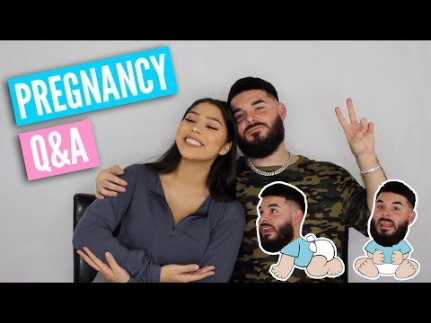 WHAT IT'S REALLY LIKE TO BE PREGNANT Q&A | BRITTNEY KAY