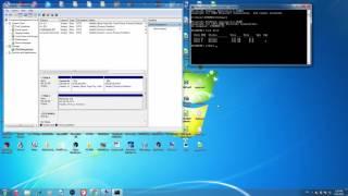 วิธีเปลี่ยน HDD : GPT(GUID Parttion Table) เป็น MBR (Master boot Record)