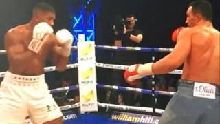 Anthony Joshua vs Wladimir Klitschko full fight review!!!