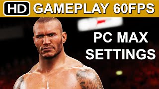 WWE 2K15 PC Gameplay Randy Orton Vs Daniel Bryan [1080p HD 60FPS Max Settings] WWE 2K15 PC