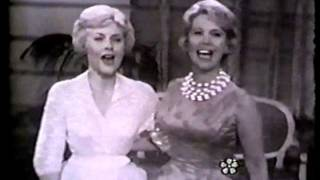 Patti Page and Dinah Shore medley