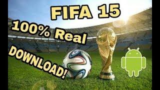 видео Скачать FIFA 15: Ultimate team на Android бесплатно полная версия игры
