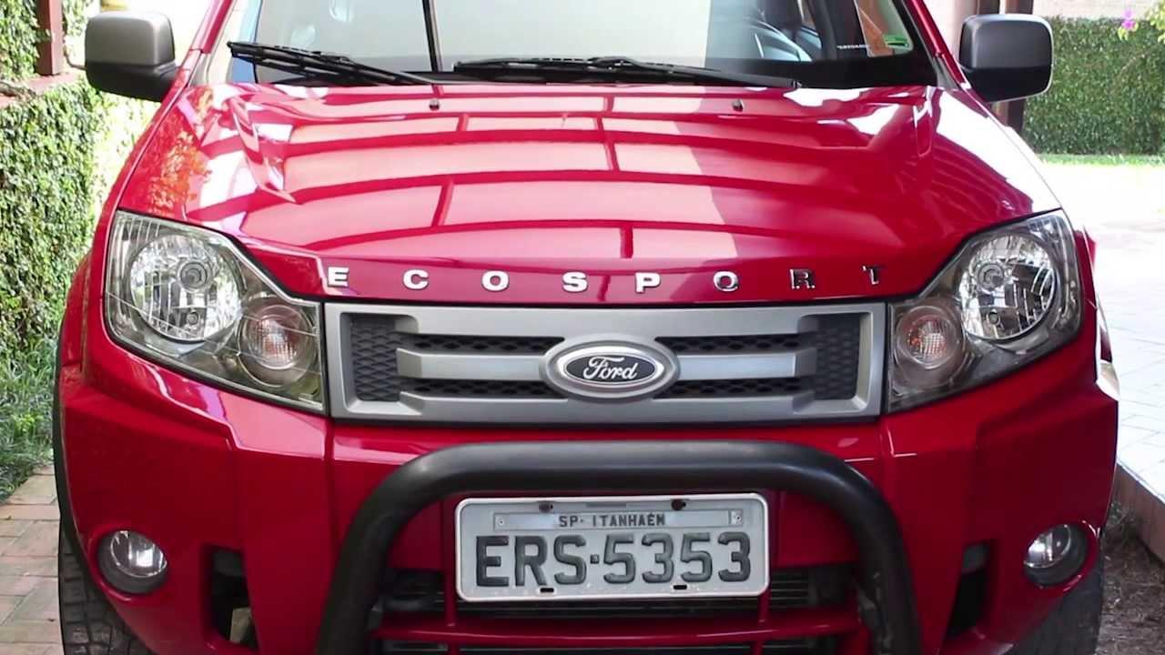 V 237 Deo Ford Ecosport Xlt Freestyle 1 6 Flex A Venda Em