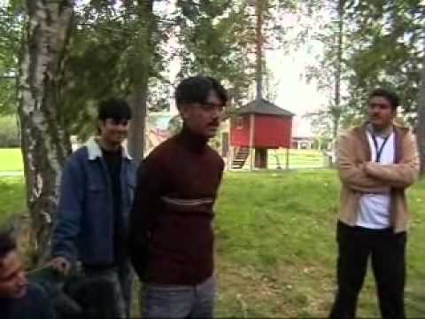 Welcome Party for Pakistani Student in Linkoping University Session 2006