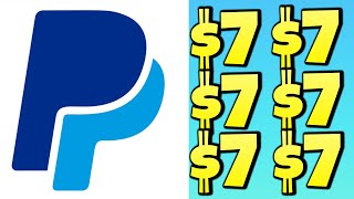 Earn $7.35 Every 60 Seconds! (Free Paypal Money Trick 2020!)