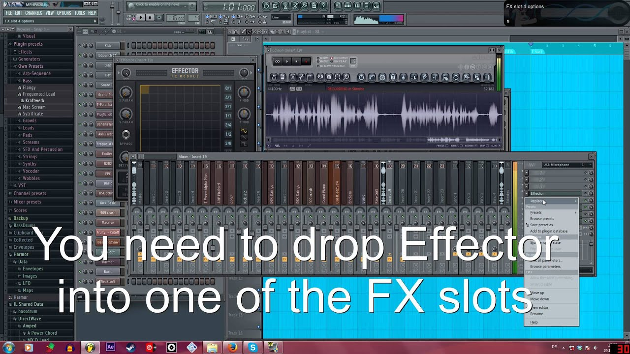 Fl Studio  How To Make Ring Out