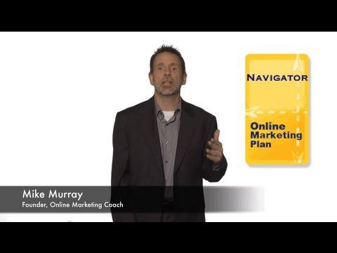 Online Marketing Navigator Plan for Small Businesses