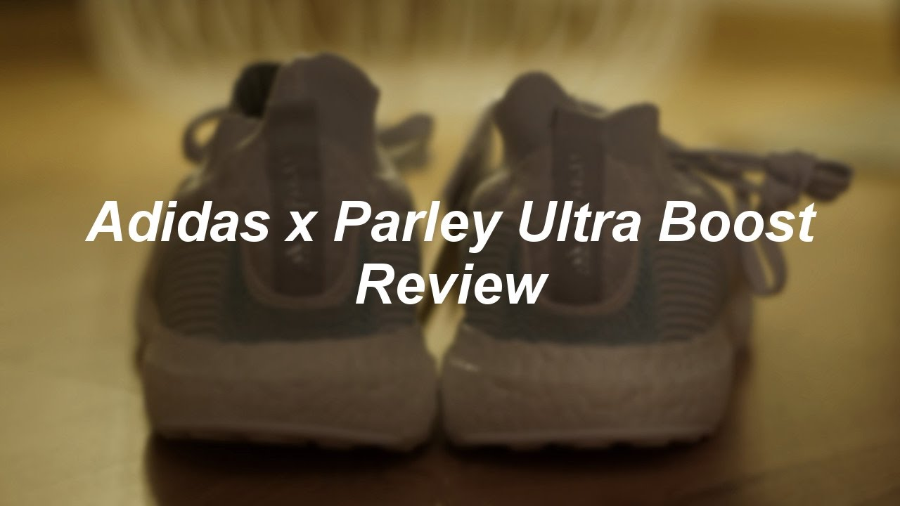 594d5a7af3052 Adidas x Parley Ultra Boost Uncaged Review