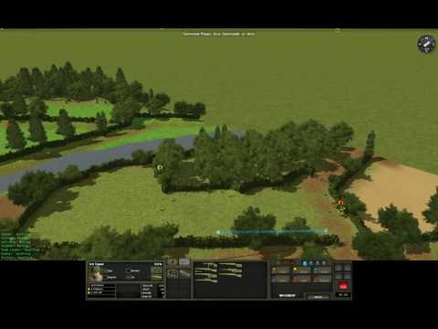 Combat Mission Battle for Normandy Tiny Infantry Battle with Engine 4