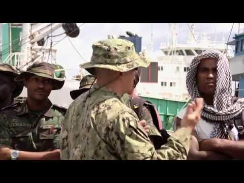 150131 NAP  Exercise Cutlass Express 2015 VBSS Training