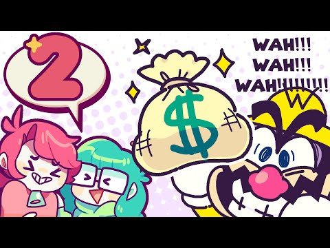 That Seriously just Happened... �� | Wario Land | Jaltoid Games