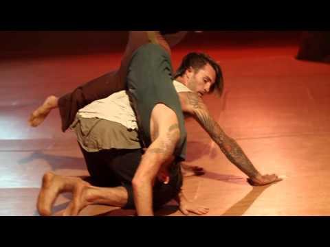 Declan & Athos ~ Contact Dance Improvisation