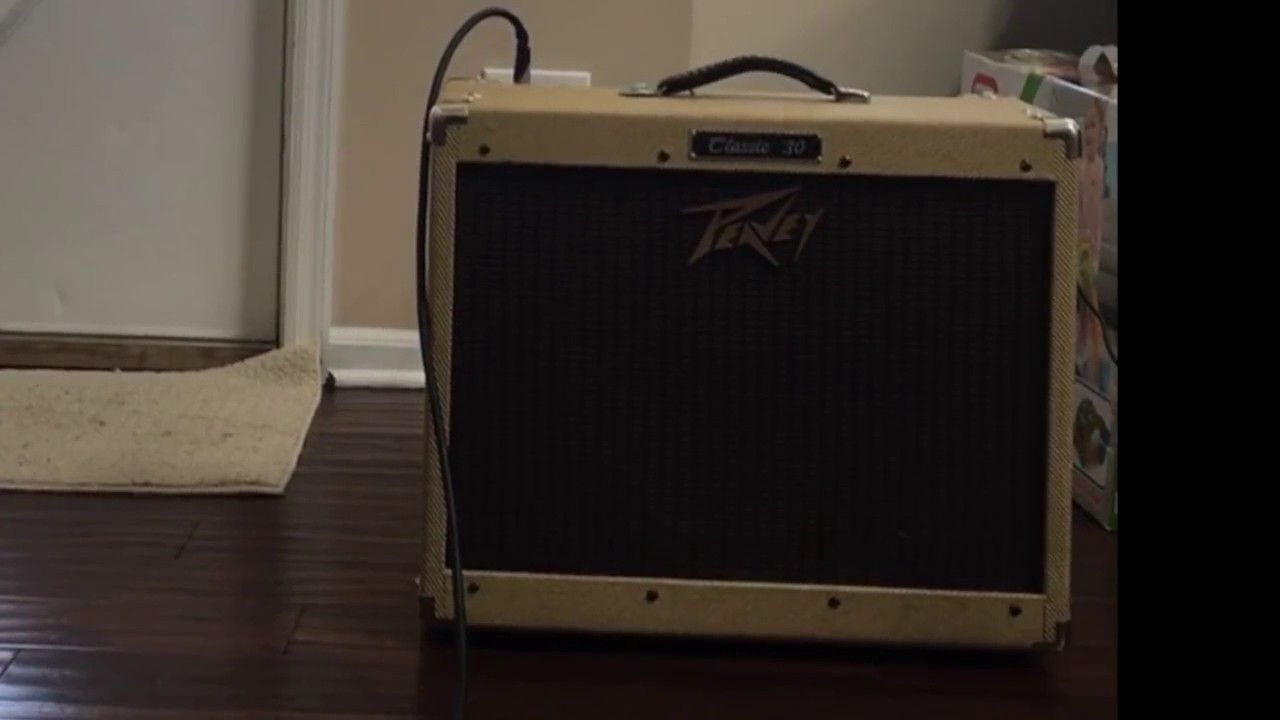 peavey classic 30 with 80 59 mod youtube. Black Bedroom Furniture Sets. Home Design Ideas