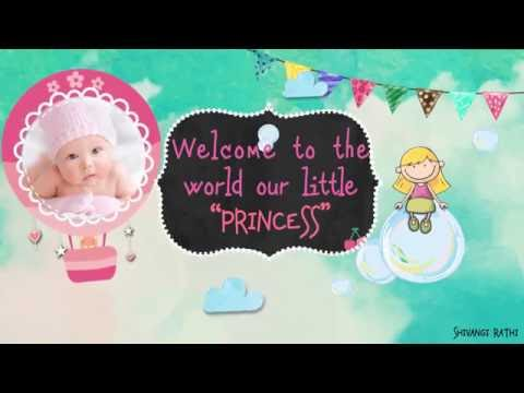 welcome-baby---girl-version-after-effects-template