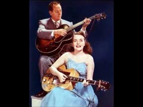 Les Paul & Mary Ford - Mockin' Bird Hill (c.1951).