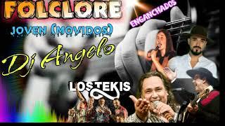 ENGANCHADO FOLCLORE (movido- bien arriba) - PASAME EL TINTO - DJ ANGELO 2020
