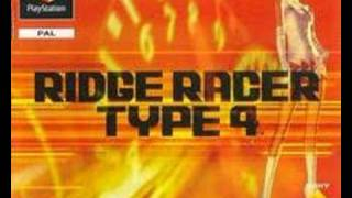 RIDGE RACER TYPE 4 SOUNDTRACK 6 (PEARL BLUE SOUL)