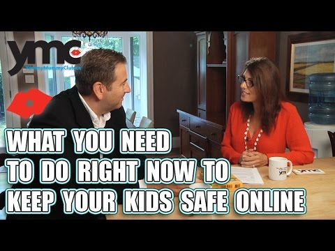 What You Need to Do Right Now to Keep Your Kids Safe Online