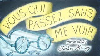 Duved and Tatiana - Vous Qui Passez Sans Me Voir