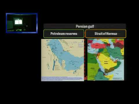 GEOGRAPHY LECTURE 13 : Ocean Resources, EEZ, petroleum reserves, Polymetallic nodules