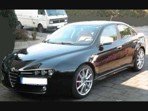 alfa romeo 159ti 2 2 jts 159 ti youtube. Black Bedroom Furniture Sets. Home Design Ideas