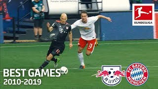 Gambar cover RB Leipzig vs. FC Bayern München 4-5 | The Best Games of The Decade 2010-2019