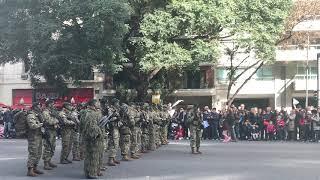 Desfile Militar independencia Argentina 9 Julio 2019 4k 8 de 45 Completo