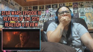 """Star Wars: Episode III: """"Revenge of the Sith"""" MOVIE REACTION & REVIEW   JuliDG"""