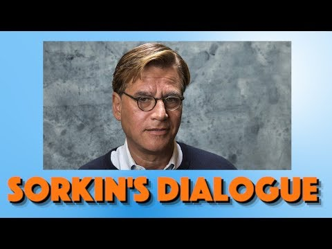 Against Cleverness: The Problem With Aaron Sorkin's Characters