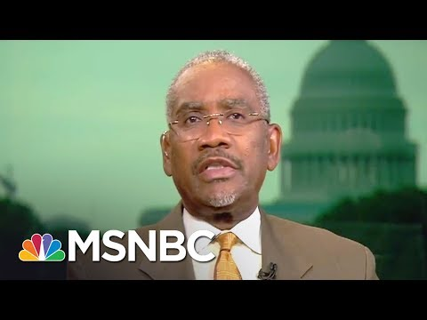 Rep. Gregory Meeks: Trump's Talk On North Korea Is 'Childish' | The Beat With Ari Melber | MSNBC
