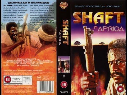 Trailer do filme Shaft na África