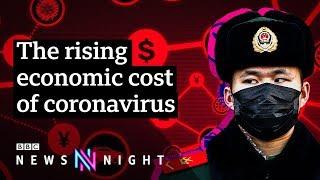 Coronavirus: How Is It Affecting The Economy? - Bbc Newsnight