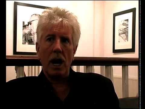 Interview with Graham Nash, Richard Goodall Gallery, Manchester, March 2004