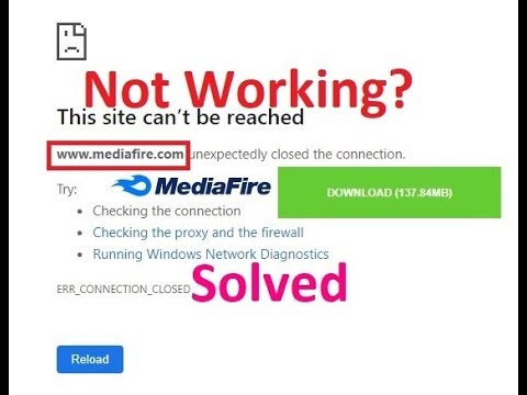 MediaFire Download Not Working? Solved Now, Download MediaFire File With Internet Download Manager