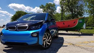 2017 BMW i3 with Range Extender: The Range Extender Makes All the Difference