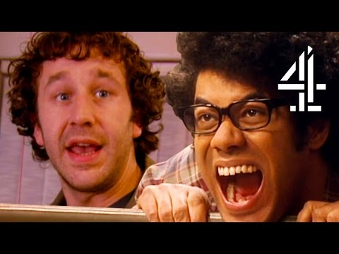 Best Of Roy And Moss   The IT Crowd   Part 1