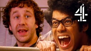 Video Best Of Roy And Moss | The IT Crowd | Part 1 download MP3, 3GP, MP4, WEBM, AVI, FLV November 2017