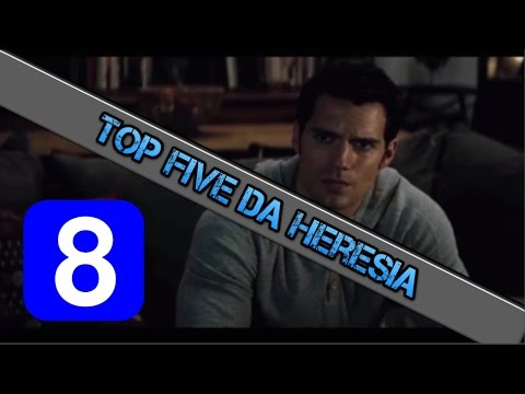 Top Five da Heresia 8
