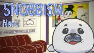 【歌ってみた】SNOBBISM/Neru & z'5【あざらしVtuber】 thumbnail