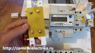видео Боксы для электросчетчиков и автоматов