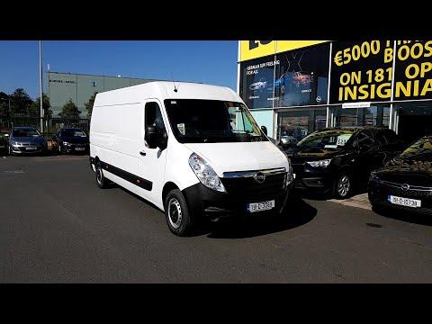 191d31369 2019 Opel Movano L3h2 2 3cdti 130ps Fwddemo Model No Mileage98 Youtube