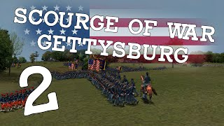 [Episode 2] Scourge of War: Gettysburg July 1st, 10:30 AM