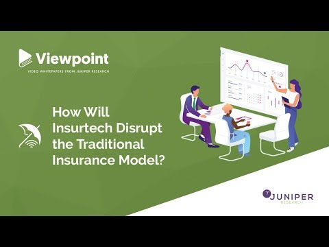 Viewpoint: How Will Insurtech Disrupt The Traditional Insurance Model?
