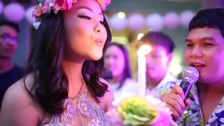 Chelle's Sweet 16th Tropical Party
