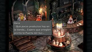 FINAL FANTASY IX Parte  7 En Español - Un paseo por Lindblum